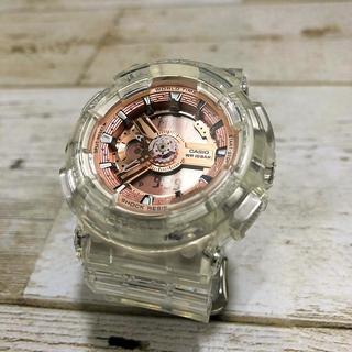 ベビージー(Baby-G)のG-SHOCK Baby-g BA-110 人気色(腕時計)