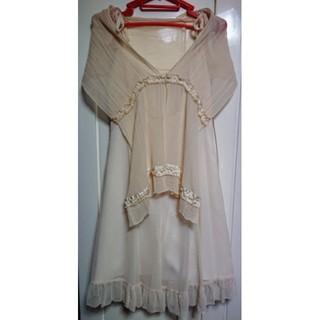 エニィスィス(anySiS)の大幅値下げ‼️any SIS 結婚式、二次会等パーティー用ドレス(ミディアムドレス)