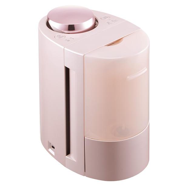 SHARP(シャープ)のシャープ SHARP IB-HF6-P プラズマクラスター保湿器 シェルピンク スマホ/家電/カメラの生活家電(加湿器/除湿機)の商品写真