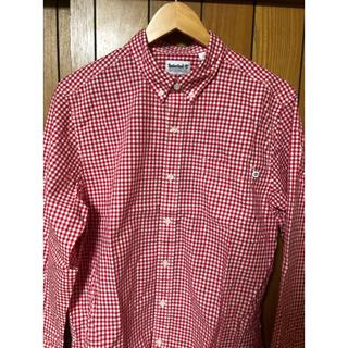 Timberland - ティンバーランド チェックシャツ Lサイズ 正規品 新品❗️