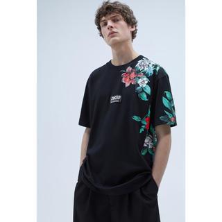 ザラ(ZARA)のZARA Tシャツ ロゴT(Tシャツ/カットソー(半袖/袖なし))