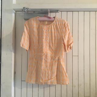 アクネ(ACNE)のAcne 2019ss blouse tops.(シャツ/ブラウス(半袖/袖なし))