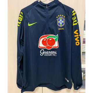 NIKE - サッカー ブラジル代表 トレーニングウェア