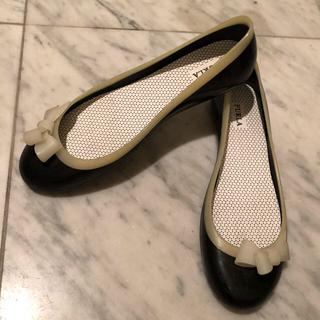 フルラ(Furla)のFURLA レインシューズ バレエシューズ 雨用(レインブーツ/長靴)