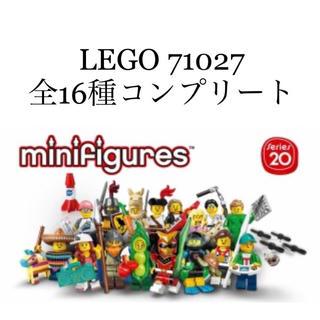 Lego -  LEGO ミニフィギュア レゴ® ミニフィギュア シリーズ20 71027