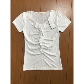 エニィスィス(anySiS)のトップス 新品(カットソー(半袖/袖なし))