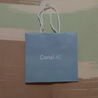 カナルヨンドシー(canal4℃)のCanal4℃ ショッパー 紙袋(ショップ袋)
