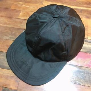 プラダ(PRADA)のPRADA ロゴナイロンキャップ 帽子(キャップ)