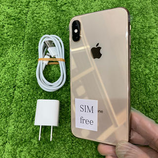 iPhone - iphone Xs 256GB SIMフリー新品 未使用