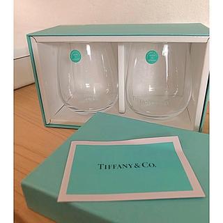 ティファニー(Tiffany & Co.)のティファニー ペアグラス タンブラー(タンブラー)