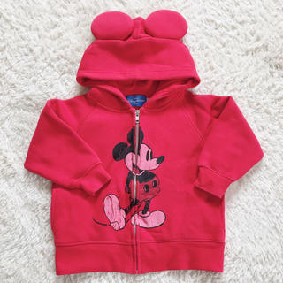Disney - ディズニーランド パーカー ミッキー