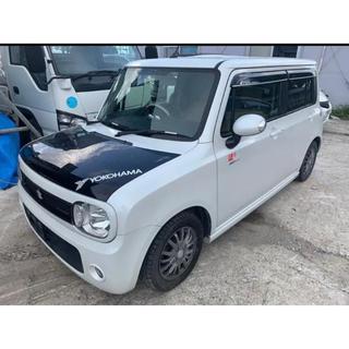 スズキ - H24スズキ ターボ ラパン 車検付き自動車税コミコミ❗車検R3/11