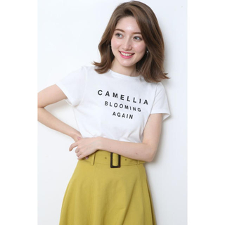 アプワイザーリッシェ(Apuweiser-riche)のロゴTシャツ(Tシャツ/カットソー(半袖/袖なし))