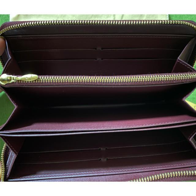 LOUIS VUITTON(ルイヴィトン)のルイヴィトンヴェルニ長財布美品 玉岩様専用 レディースのファッション小物(財布)の商品写真