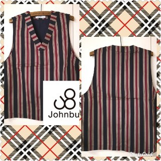 JOHNBULL - Johnbull☆定価20000円相当☆高級ベスト☆ジョンブル★カジュアル