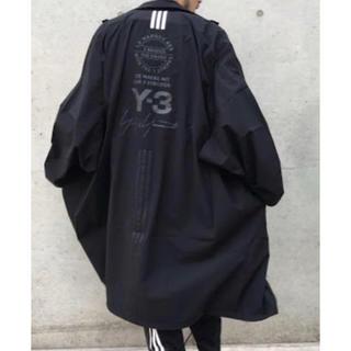ワイスリー(Y-3)のy-3 kimono コート ワイスリー  ヨウジヤマモト adidas(その他)