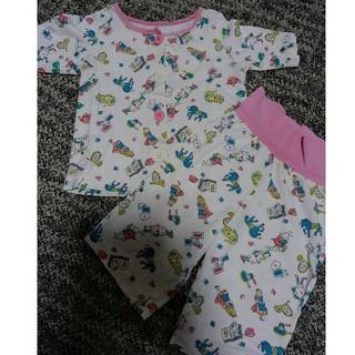 コンビミニ(Combi mini)のコンビミニ 80cm パジャマ ふしぎの国のアリス 七分袖 ディズニー(パジャマ)