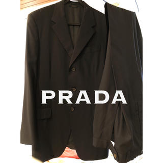 PRADA - プラダ テーラードジャケット セットアップ ジャケット スーツ
