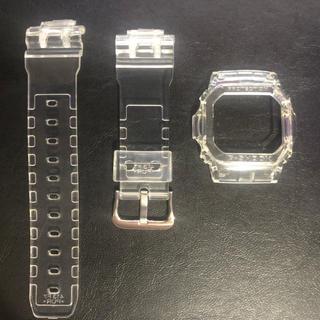 G-SHOCK 5600系, 5610系交換用ベゼルベルトバンドセット