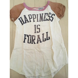 ゴートゥーハリウッド(GO TO HOLLYWOOD)のゴートゥーハリウッド Tシャツ 110(Tシャツ/カットソー)