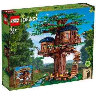 Lego - 【深夜割引】①レゴ (LEGO) アイデア ツリーハウス 21318