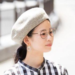 【新品】【値下げ】sense of grace ベレー帽 SM2 ナチュラル