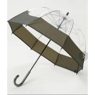 ハンター(HUNTER)のHUNTER ハンター 傘 オリーブ(傘)