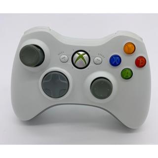 エックスボックス360(Xbox360)のXbox 360 ワイヤレス コントローラー (ピュア ホワイト)(その他)