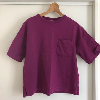 ジーユー(GU)のジーユー★Tシャツ(Tシャツ(半袖/袖なし))