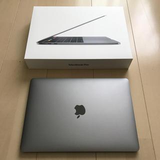 Mac (Apple) - MacBook Pro13 インチ Mid2019  Touch Bar