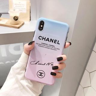 CHANEL シャネル iPhoneケース B90