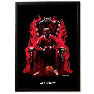 アップルバム(APPLEBUM)のアップルバム applebum ポスター(絵の具/ポスターカラー)
