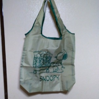 SNOOPY - スヌーピーエコバッグ・付録