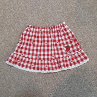 ミキハウス(mikihouse)のスカート 80(スカート)