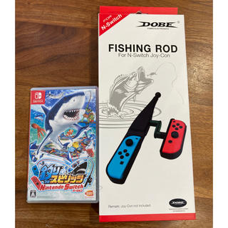 Nintendo Switch - 釣りスピリッツ Nintendo Switch バージョン
