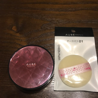 オーブクチュール(AUBE couture)のオーブクチュール チーク(チーク)