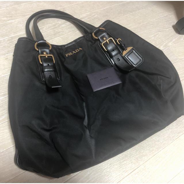 PRADA(プラダ)のプラダ トートバッグ ナイロン レディースのバッグ(トートバッグ)の商品写真