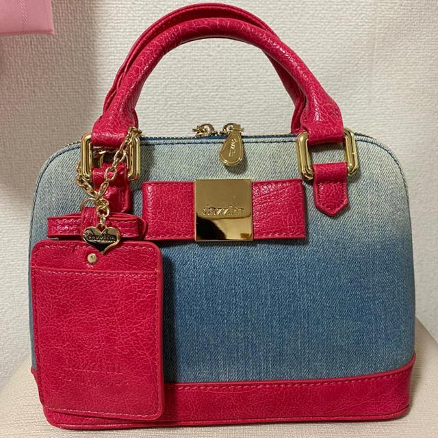 dazzlin(ダズリン)のdazzlin  バッグ レディースのバッグ(ハンドバッグ)の商品写真