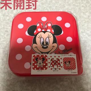 Disney - ディズニーランド ミニーマウス ランチケース3個セット