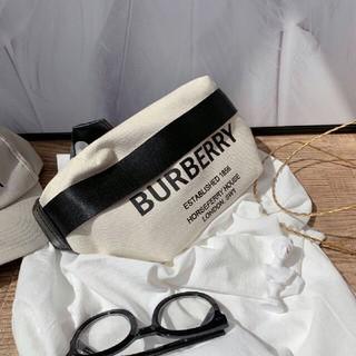 BURBERRY - BURBERRY バック
