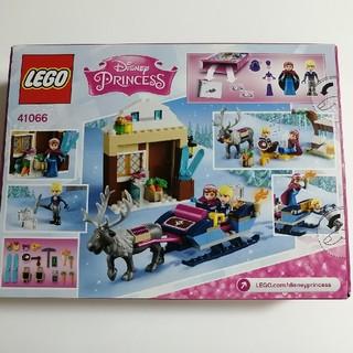 レゴ(Lego)の【ジーニー様専用】未使用 LEGO  41066  アナと雪の女王(積み木/ブロック)