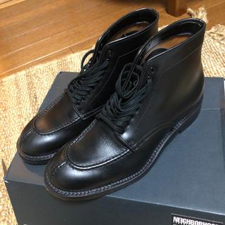NEIGHBORHOOD - ネイバーフッド   オフィサー ブーツ