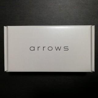 アローズ(arrows)のARROWS M05 新品 未使用 ホワイト(スマートフォン本体)