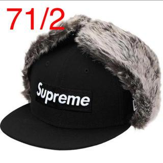 Supreme - 19FW Supreme Earflap New Era シュプリーム キャップ