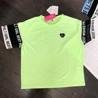 ピンクラテ 150cm Tシャツ 上代2090円