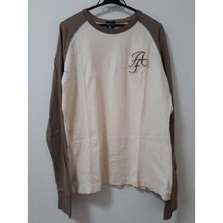 アバクロンビーアンドフィッチ(Abercrombie&Fitch)のAbercrombie 長袖Tシャツ ロンT XLサイズ(Tシャツ/カットソー(七分/長袖))