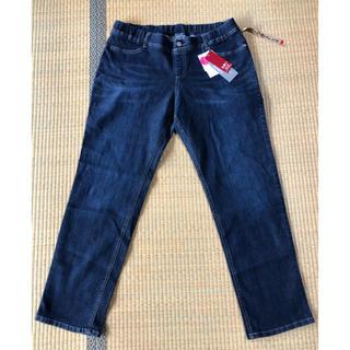 しまむら - ポケット刺繍 スキニーデニムパンツ 大きいサイズ4L