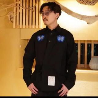 Yohji Yamamoto - SOSHIOTSUKI ソウシオオツキ20ss lieu 別注shirt