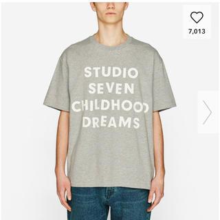 ジーユー(GU)のGU スタジオセブン コラボ Tシャツ(Tシャツ/カットソー(半袖/袖なし))