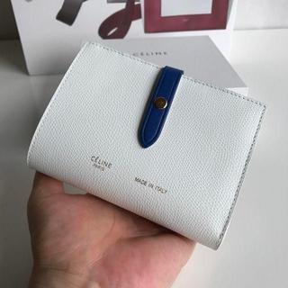celine - celine 折り財布 超美品